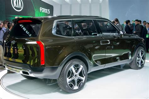 kia telluride  hd wallpapers