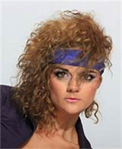 80s Headbands - Headbands were a Hot Trend in the Decade