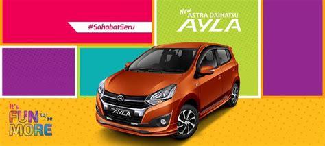 Harga Ayla Di Makassar