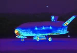 Top-secret X-37B space drone lands on California coast ...