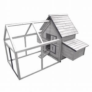 Plan Poulailler 5 Poules : poulailler castle cottage pour 5 a 6 poules pondeuses ~ Premium-room.com Idées de Décoration
