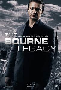 The Bourne Legacy Poster by AaronRandall on DeviantArt
