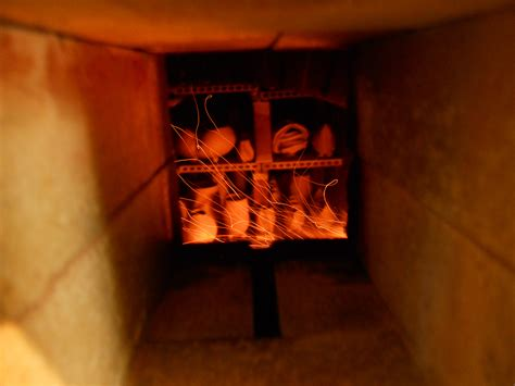Wood-firing: Our kiln firing process