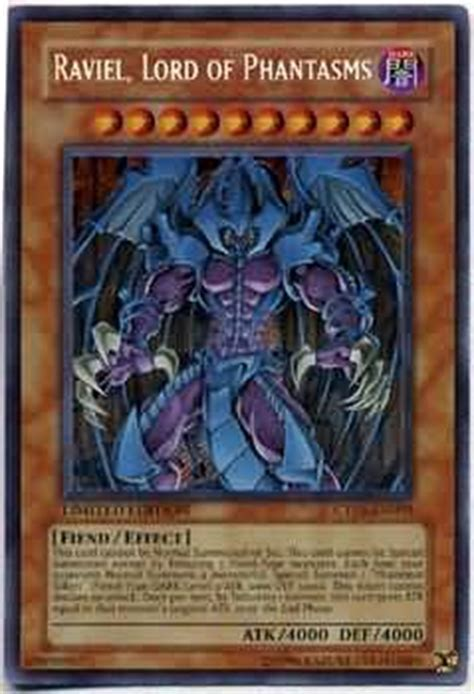 Hamon Deck by Raviel Lord Of Phantasms Ct03 En003 Secret Rare Yu