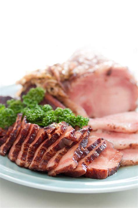 red wine braised ham recipe fresh tastes blog pbs food