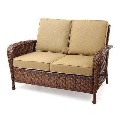 Sonoma Outdoorstm Presidio Patio Loveseat Glider by 1000 Images About Porch Project On Wicker