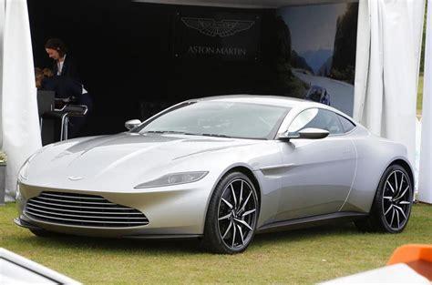 New Aston Martin Db10 In Detail