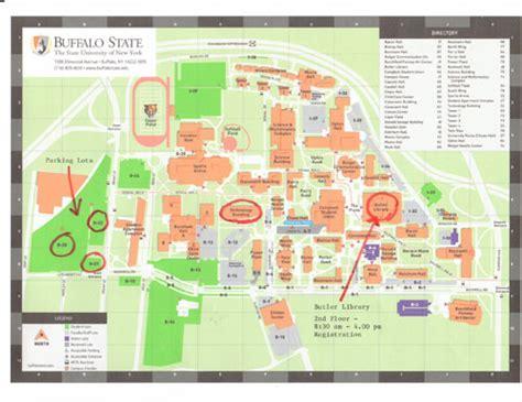 Butler University Campus Map