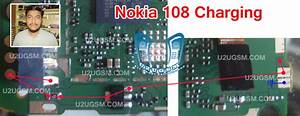 Nokia 108 Not Charging Problem Solution
