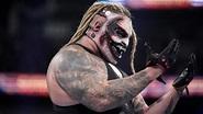 "T-Bar questions ""The Fiend"" Bray Wyatt; Alexa Bliss ..."