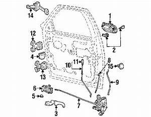 partscomr ford latch partnumber 6l3z15219a65b With 2003 ford f150 l v8