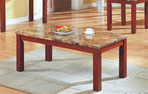 image for granite coffee table marble coffee table set