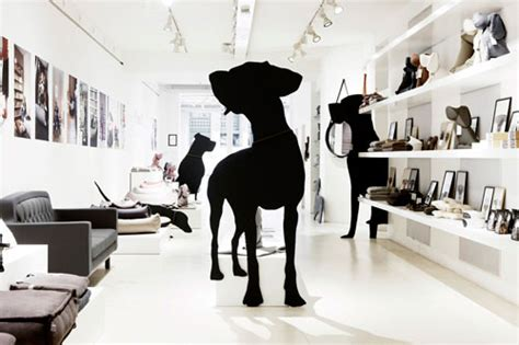 elegant  minimalistic collection  dogs  normann