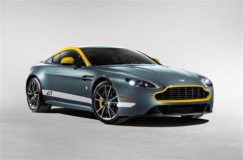 2018 Aston Martin V8 Vantage Gt Bows At New York Show