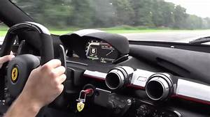 Enjoy This Blast To 213 MPH In The Ferrari LaFerrari: Video