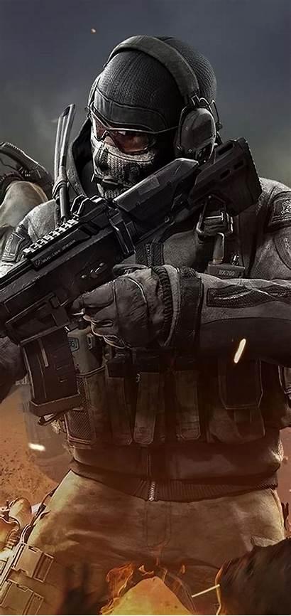 Duty Call 4k Mobile Wallpapers Games Vivo