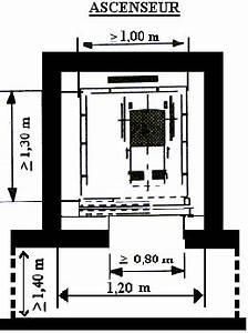 Ascenseur Exterieur Pour Handicapé Prix : normes d 39 accessibilit et handicap moteur ~ Premium-room.com Idées de Décoration