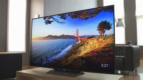 sony xd  hdr android tv review   tv