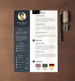 design resume template free 30 free beautiful resume templates to hongkiat