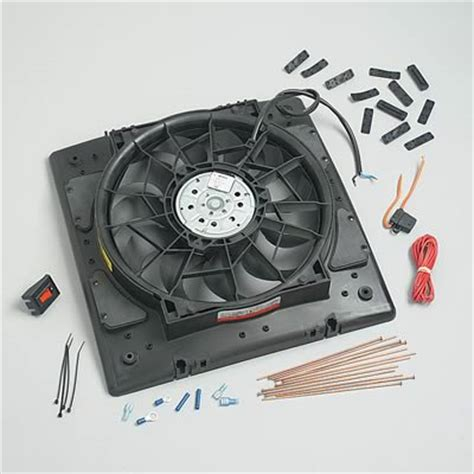 mustang electric fan controller elecric fan and adjustable fan controller mustang forums