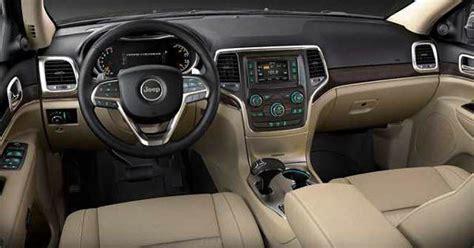 jeep grand cherokee laredo interior 2017 2017 jeep grand cherokee redesign diesel release date