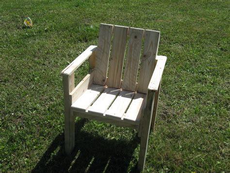 plan chaise de jardin en palette a une semaine du rendu des fabrications le de la