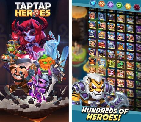 taptap heroes events