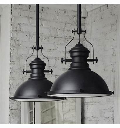 Pendant Industrial Kitchen Neris Kosilight Lights