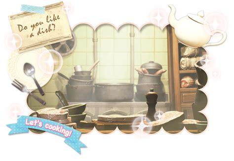 nouveau jeu de cuisine bandai namco nous fait mijoter un nouveau jeu de cuisine