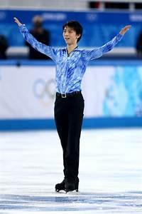 Yuzuru Hanyu Photos Photos - Winter Olympics: Figure ...