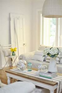 A Beach Cottage Coastal Family Room Makeover with drop