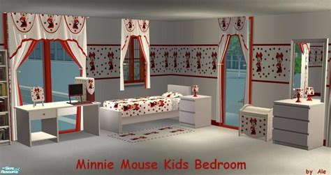 ales minnie mouse kids bedroom