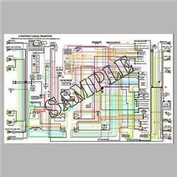 Wiring Diagram Bmw K100  K100rs  K100rt  K100lt   1988