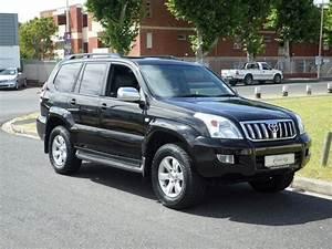 Land Cruiser Prado Prado Vx 4 0 V6 A  T Specifications