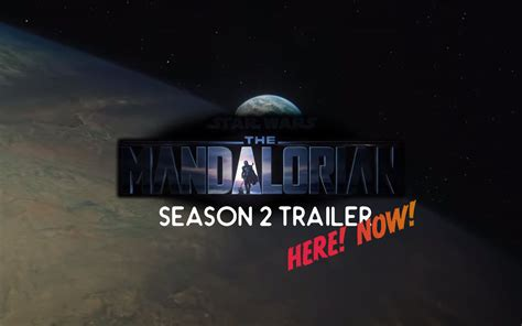 Mandalorian Season 2 trailer just released: Who is that ...