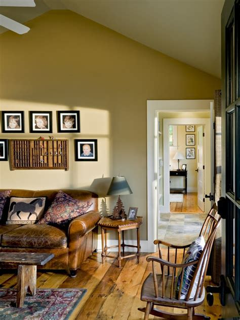 rustic wall color home design ideas pictures remodel