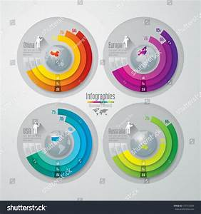 Abstract 3d Digital Illustration Infographic Vector Stock Vector 197512604