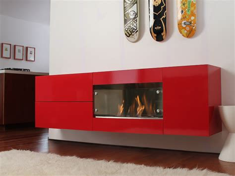 contemporary stand  gas fireplaces stand
