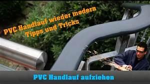 Handlauf Kunststoff Selbstmontage : pvc handlauf aufziehen dudelsack nachbearbeitung youtube ~ Watch28wear.com Haus und Dekorationen