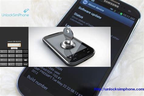 Unlocking Codes Samsung