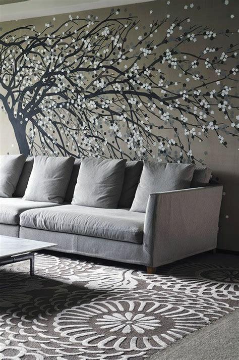 papier peint design chambre le papier peint design 50 belles idées