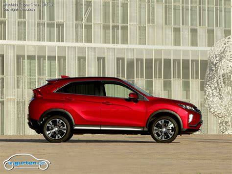 mitsubishi eclipse cross fotos bilder