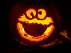 "Cookie Monster Pumpkin | ""C"" is for Cookie | Pinterest"