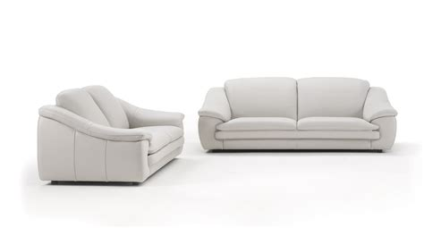 Contemporary Leather Sofa by Contemporary Leather Sofa Set With Padded Arms And