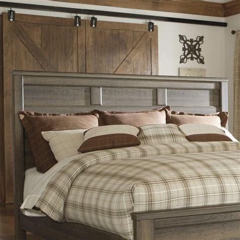 signature design  ashley furniture juararo panel