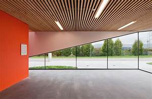 Gallery of School Gymnasium in Neuves Maisons / Giovanni