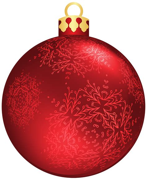 red christmas balls png   icons  png