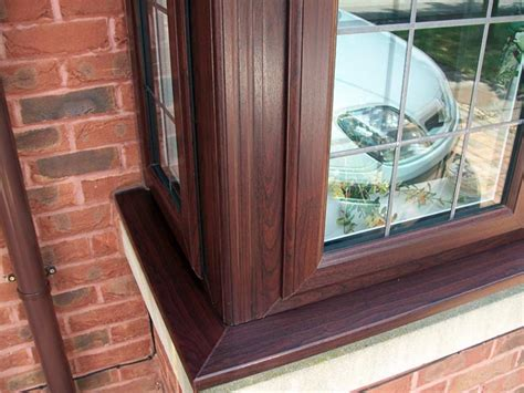 coloured windows wood effect windows  altus windows  hinckley leicestershire
