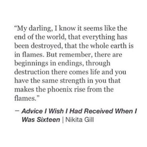 Nikita Gill Quotes Tumblr Poems Life