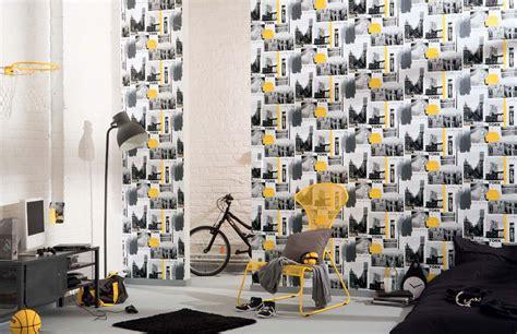 papier peint york pour chambre papiers peints les aventures collection pour chambre d